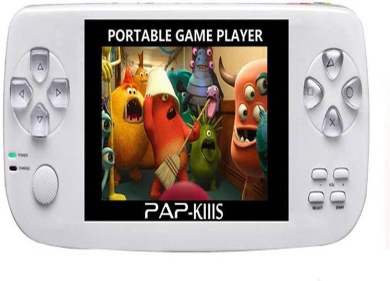 ESSQUE original psp gmae console Handheld Gaming Console(white)