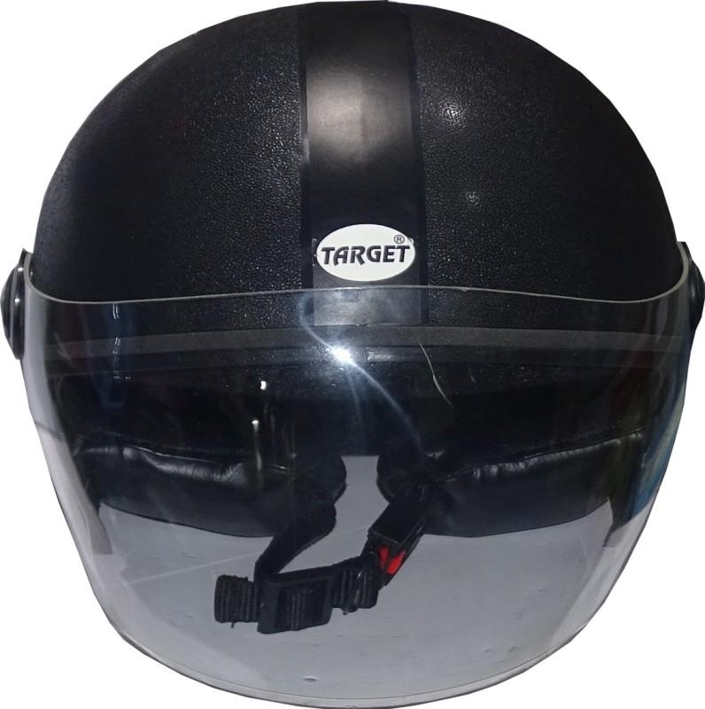 TARGET RDRS-CHCE-1108 Motorbike Helmet(Black)