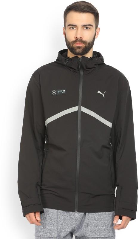 Puma Full Sleeve Solid Mens Jacket