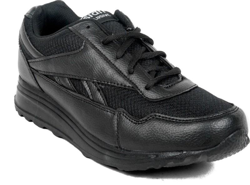 Asian Walking Shoes For Men(Black, Black)