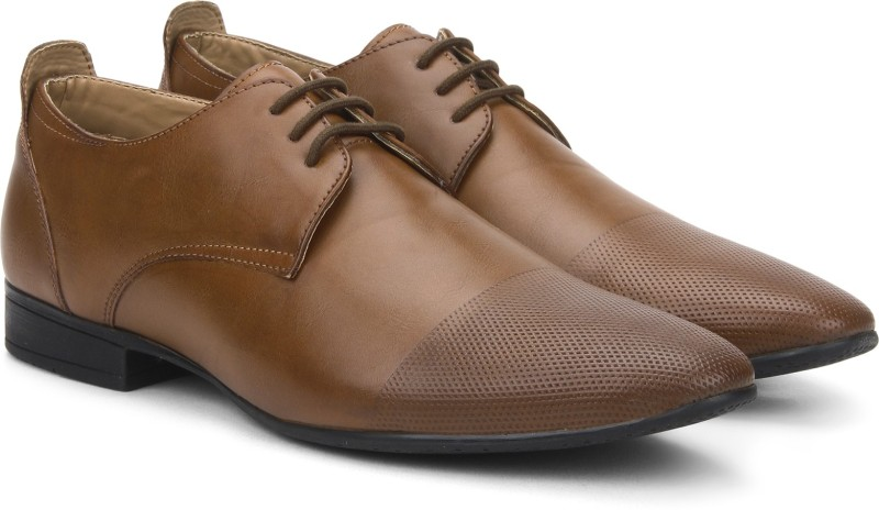 Bata GREYJOY Lace Up For Men(Tan)