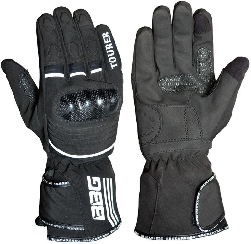 biking brotherhood WATERPROOF / WINTER / TOURING GLOVES XL Riding Gloves (XL, Black)