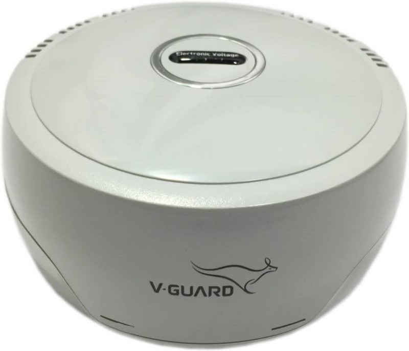 V-Guard VG 50 Voltage Stabilizer(Silver White)