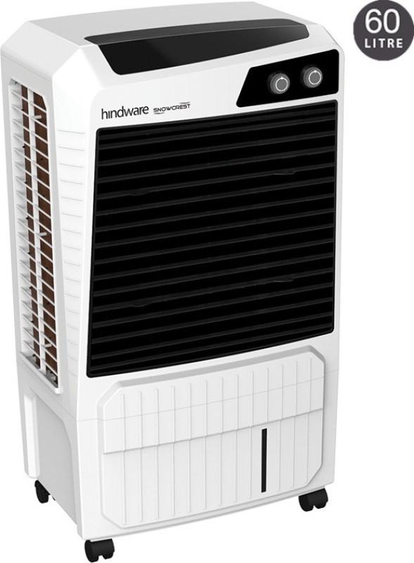 Hindware Snowcrest 60 H/W Desert Air Cooler(Black, 60 Litres)