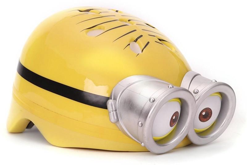 Shrih Safety Baby Helmet(Yellow)