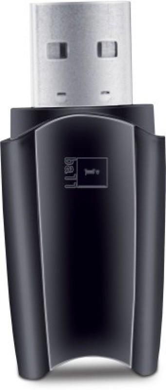 Iball MCR20 High Speed Card Reader Card Reader(Black)