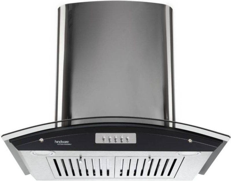 Hindware Delfina Wall Mounted Chimney(SS 1100)