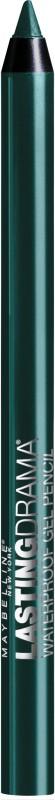 Maybelline Lasting Drama Waterproof Gel Pencil 1.1 g(Glossy Emerald)