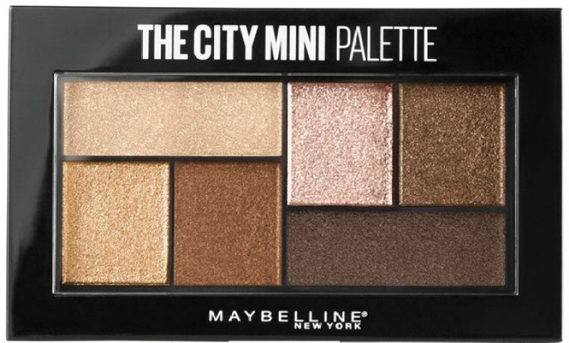 Maybelline The City Mini Palette 6.1 g(Rooftop Bronze)