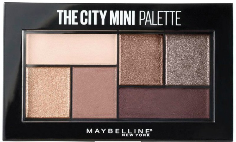 Maybelline The City Mini Palette 6.1 g(Brunch Neutrals)