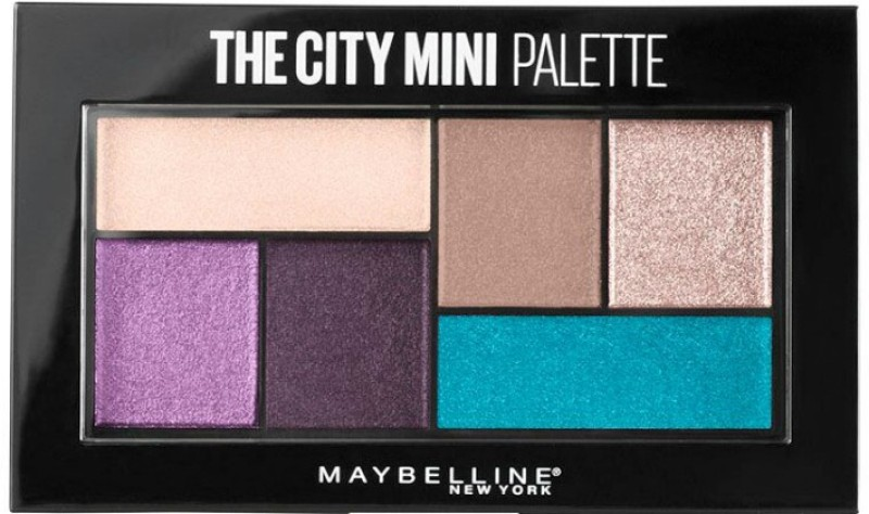 Maybelline City Mini Palette Eye Shadows 6.1 g(Graffiti Pop)
