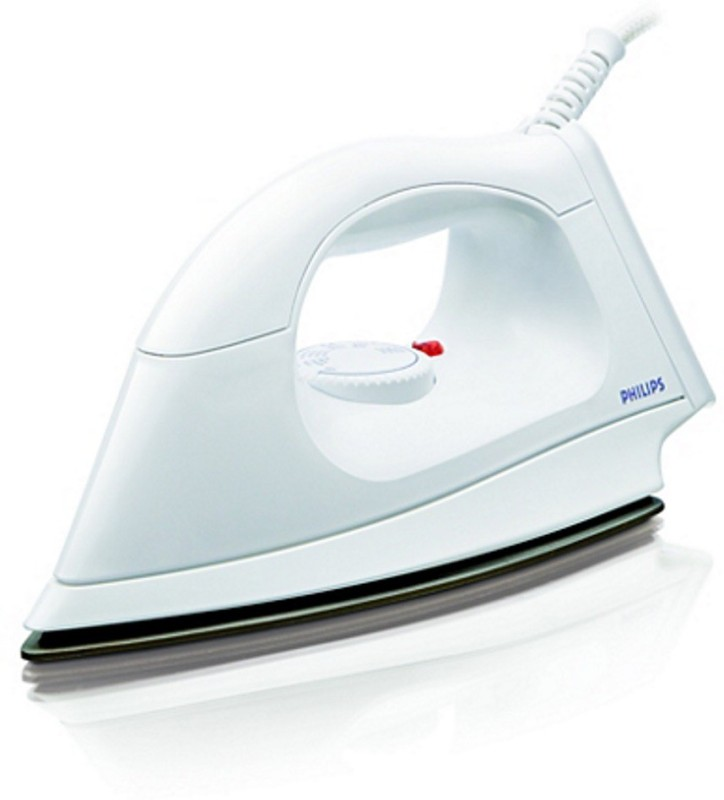 Philips Hi 114/28 Dry Iron(White)