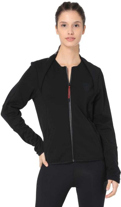 Puma Full Sleeve Solid Women Jacket