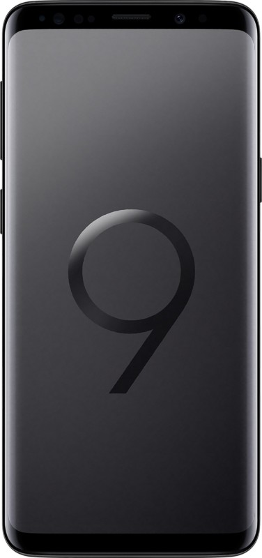 Samsung Galaxy S9 Plus (Midnight Black, 64 GB)(6 GB RAM)