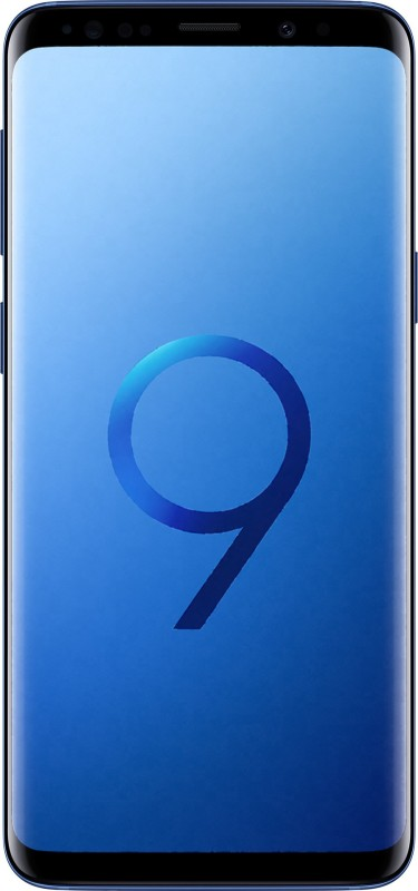 Samsung Galaxy S9 Plus (Coral Blue, 64 GB)(6 GB RAM)