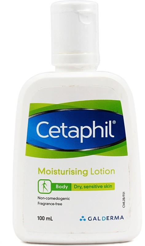 Cetaphil Moisturising Lotion, For dry and sensitive skin, 100ml(100 ml)