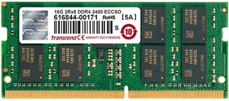 Transcend JM2400HSB-8G DDR4 8 GB Laptop SD RAM (DDR4 2400 MHZ)(Green)