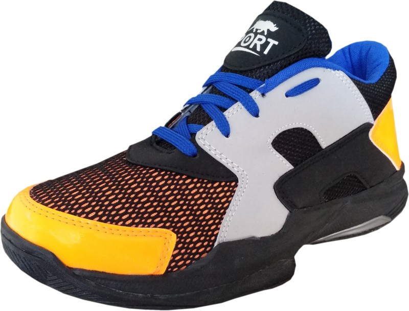 Port Shinaeider Basketball Shoes For Men(Multicolor)
