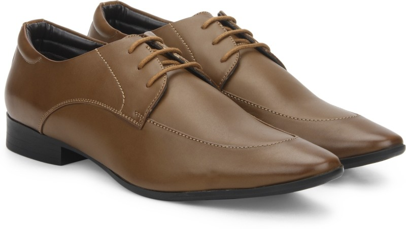 Bata JORAH Lace Up For Men(Tan)
