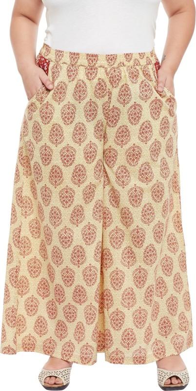 TALINUM Slim Fit Women Brown Trousers