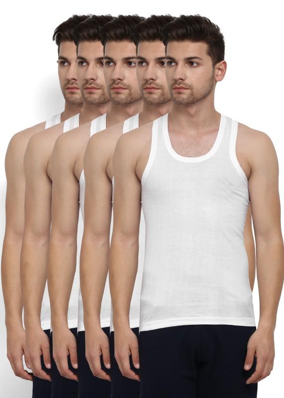 Euro Mens Vest(Pack of 5)