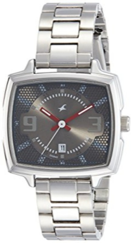 Fastrack silver ananlog Women's Watch image