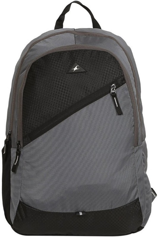 Fastrack A0697NGY01 20 L Backpack(Grey)