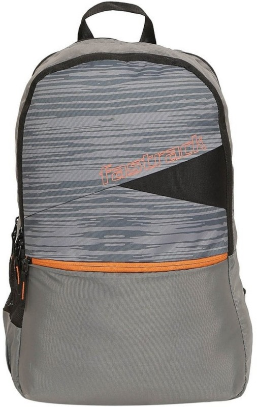 Fastrack A0695NGY01 24 L Backpack(Grey)