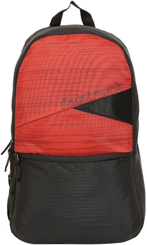 Fastrack A0695NBK01 24 L Backpack(Black)