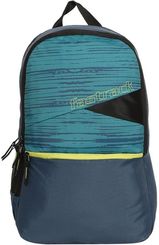 Fastrack A0695NBL01 24 L Backpack(Blue)