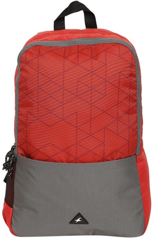 Fastrack A0694NRD01 21 L Backpack(Red)
