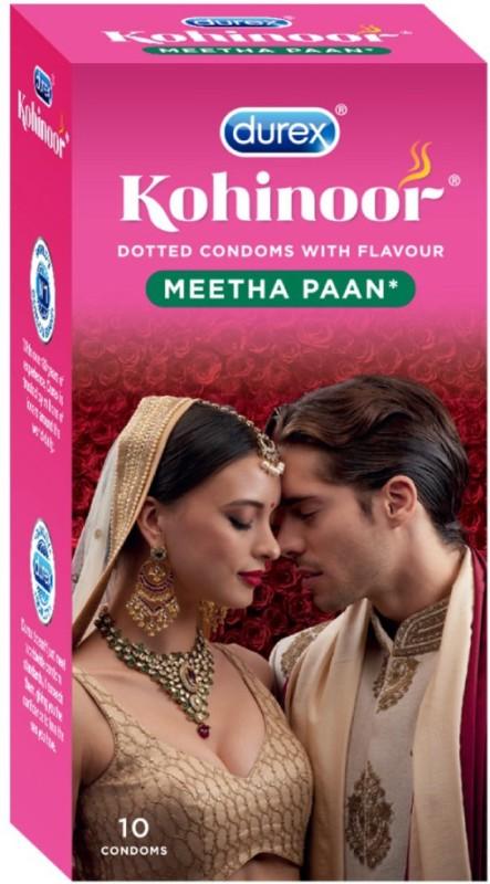 Durex Kohinoor Meetha Pan Condom(10S)