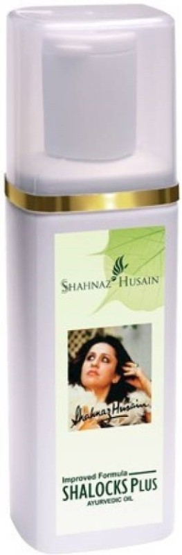 Shahnaz Husain Improved Formula Shalocks Plus Ayurvedic Oil Hair Oil(100 ml)