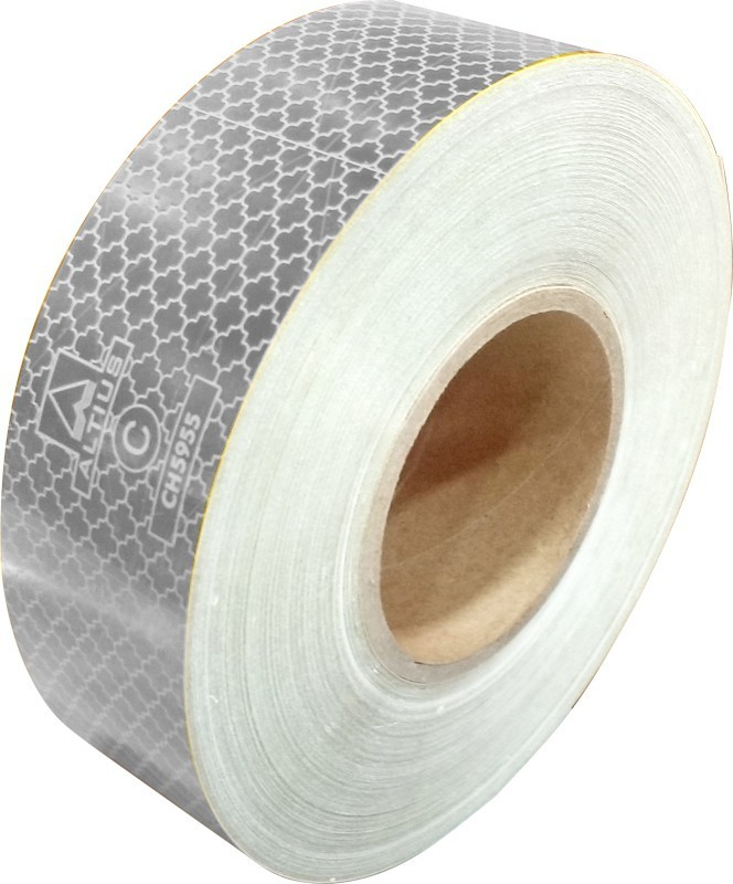 altius AT 9600 50.0 mm x 50.0 m Diamond, silve Reflective Tape(Pack of 1)