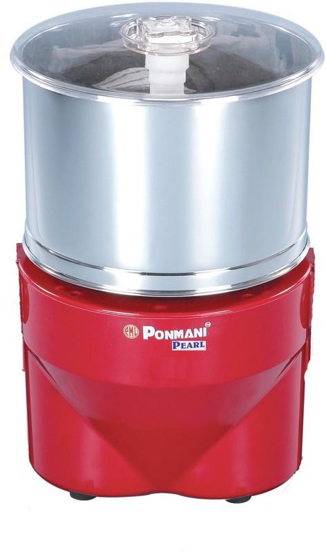 Ponmani lsm PearlPonmani Wet Grinder(Red)