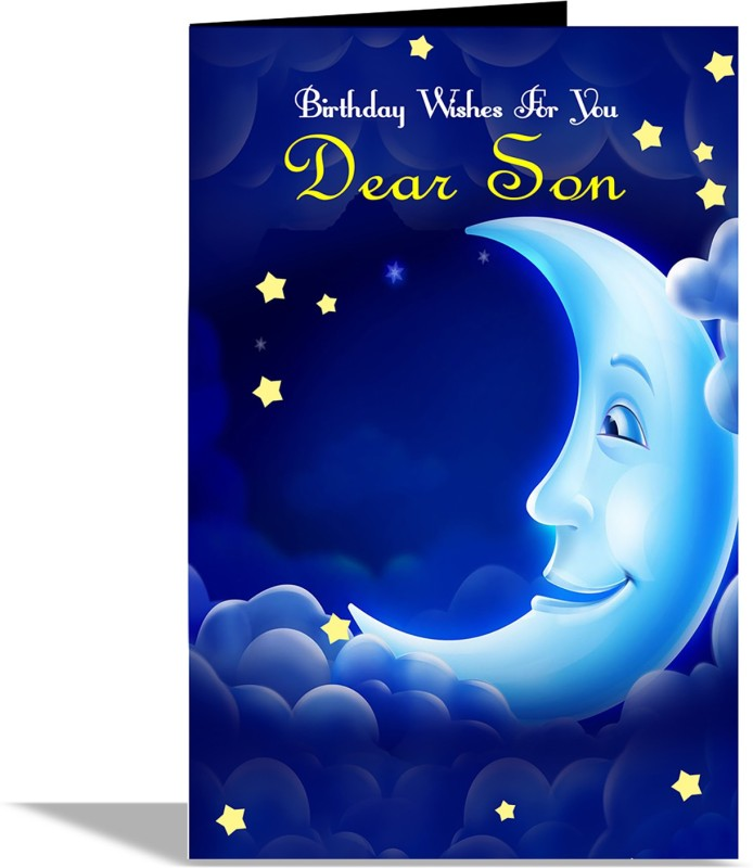 alwaysgift Birthday Wishes For You Greeting Card Greeting Card(Multicolor, Pack of 1)