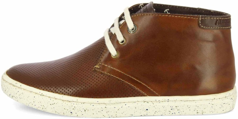 Alberto Torresi Boots For Men(Tan)