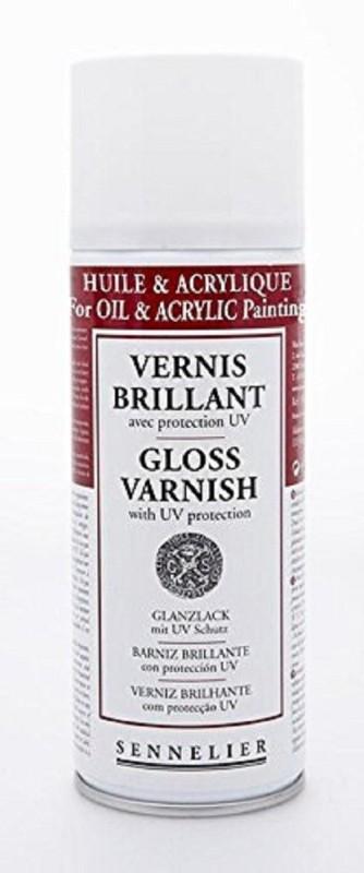 Sennelier N135167400 Gloss Varnish(400 ml)