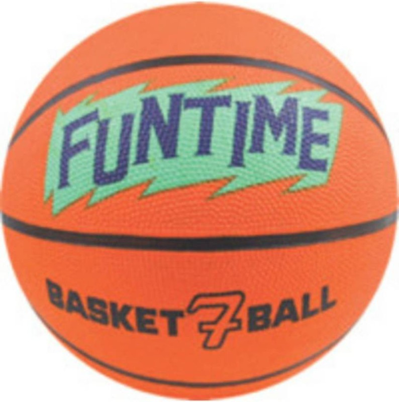 Cosco Funtime Basketball - Size: 7(Pack of 1, Brown)