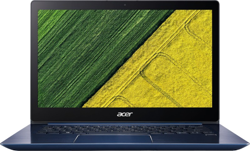 Acer Swift 3 Core i5 8th Gen - (8 GB/1 TB HDD/Linux) SF315-51 Laptop(15.6 inch, Blue, 2.1 kg)