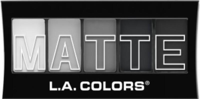 L.A. Girl Matte 7.1 g(Black Lace)