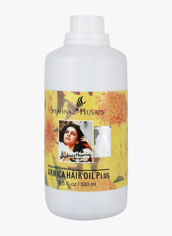 Shahnaz Husain Improved Formula Arnica Hair Oil(500 ml)