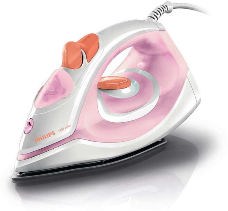 Philips Steam Iron GC1920/28 |1440 W With Indicator Light iron Steam Iron(Pink)
