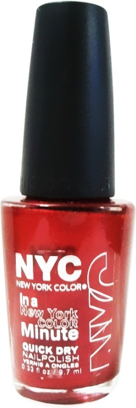 Nyc Minute Quick Dry Chelsea(9.7 ml)