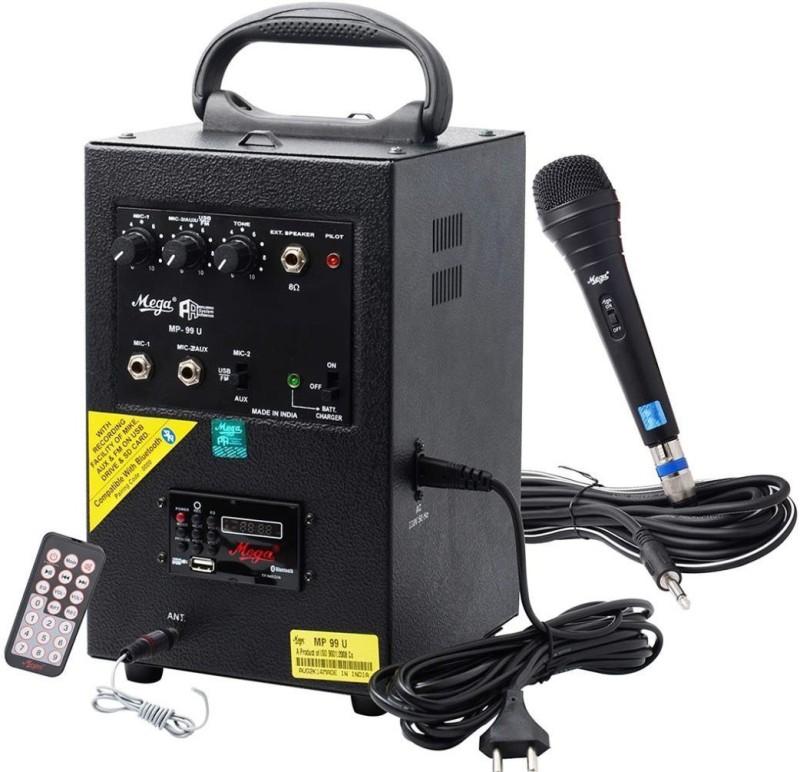 Mega MP-99U MP-99U Indoor, Outdoor PA System(40 W)