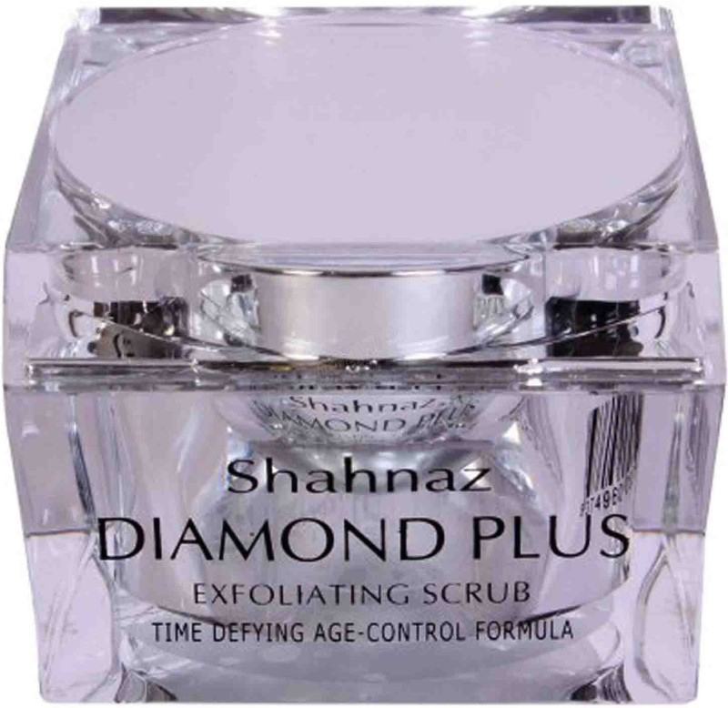 Shahnaz DIAMOND PLUS EXFOLIATING Scrub(40 g)