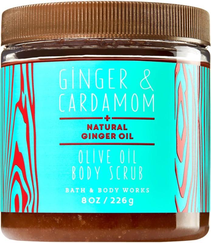 Bath & Body Works Ginger & Cardamom Scrub(226 g)