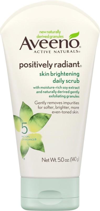 Aveeno Active Naturals Skin Scrub(148 ml)