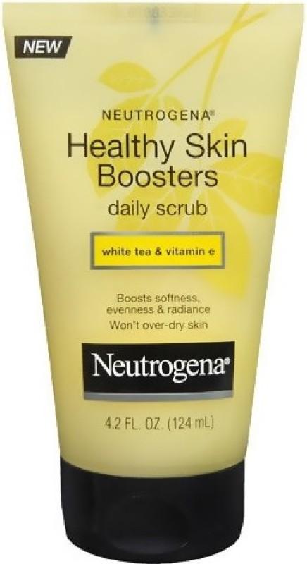 Neutrogena Healthy Skin Boosters Daily Scrub(124 ml)