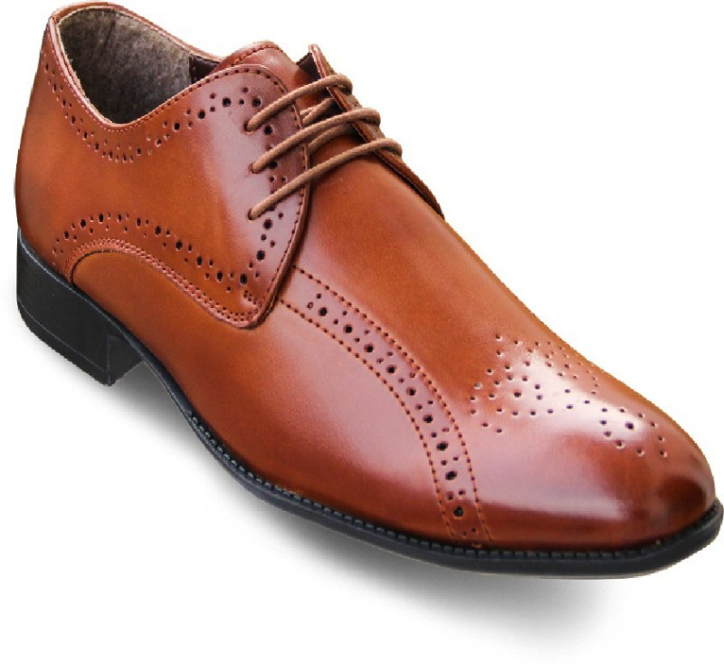 Moladz CAMBAY Lace Up For Men(Tan)